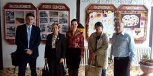 Posjeta osnovnim i srednjim školama općina Čelić, Sapna i Teočak (FOTO)