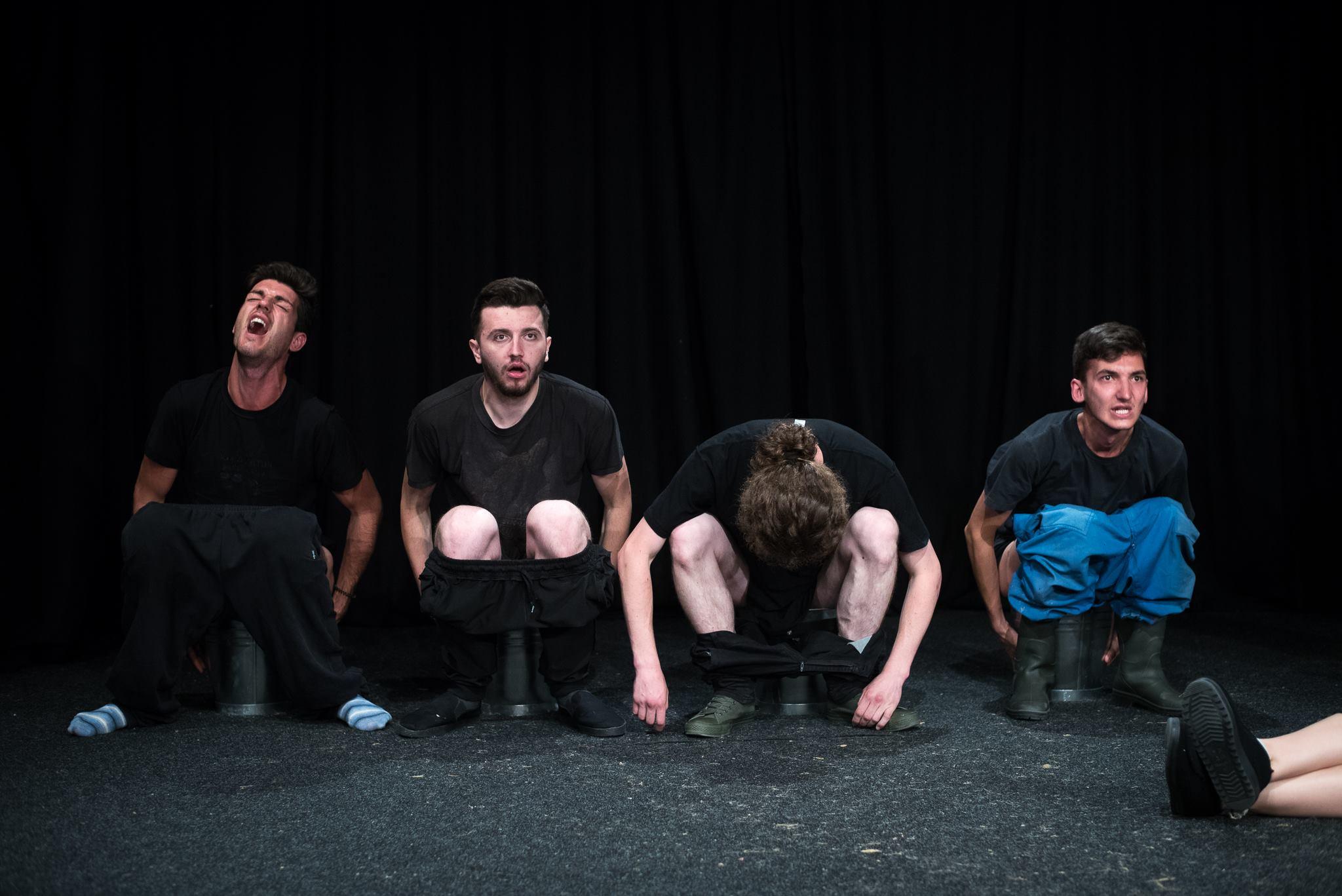 Komedijom ''Mir'' nastavlja se 2. Festival premijera Teatra kabare Tuzla