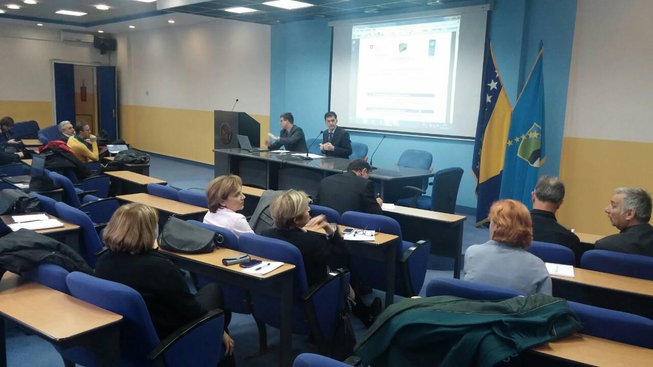 Održana treća sjednica Kantonalnog odbora za razvoj