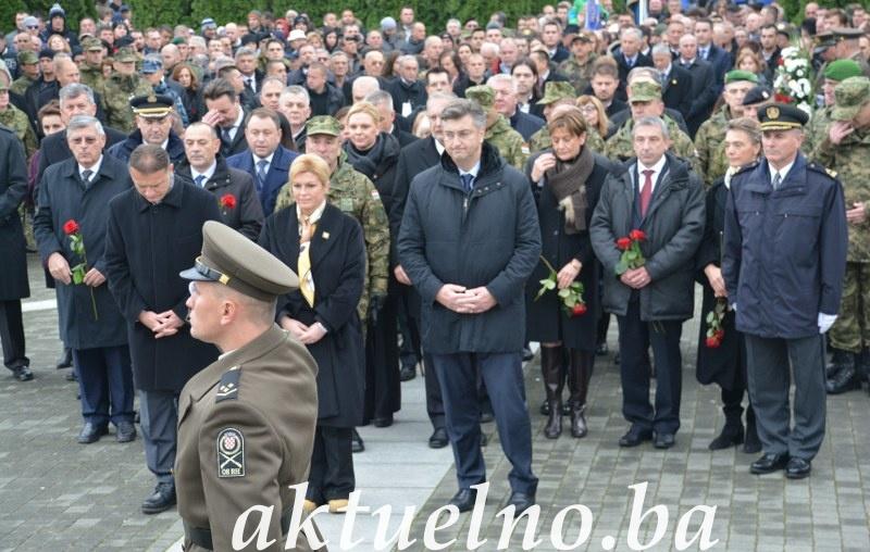 Dan sjećanja: 'Vukovar, mjesto posebnog pijeteta'