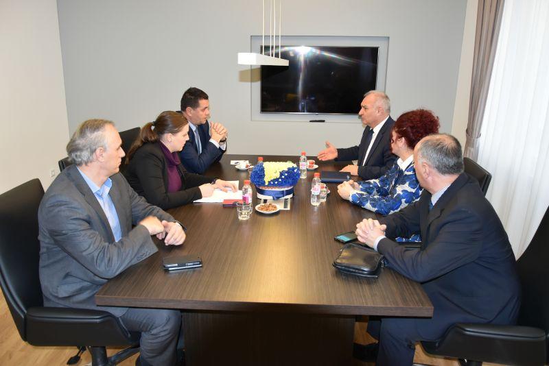 Federalni ministar pravde u posjeti Tuzlanskom kantonu