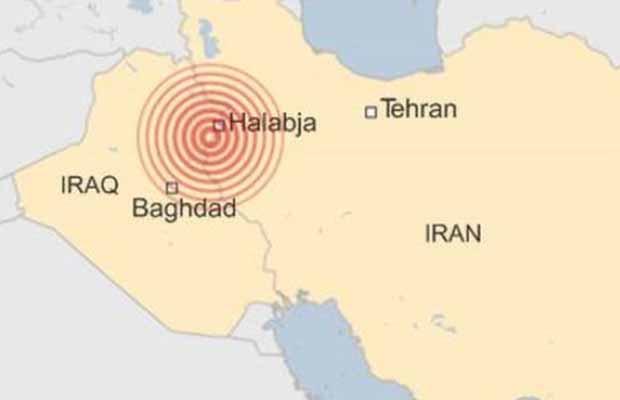 Više od 200 ljudi poginulo u zemljotresu na granici između Irana i Iraka