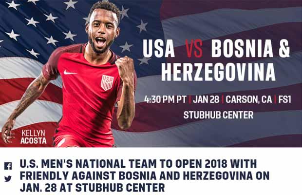 Prijateljski susret Zmajeva s reprezentacijom SAD-a 28. januara