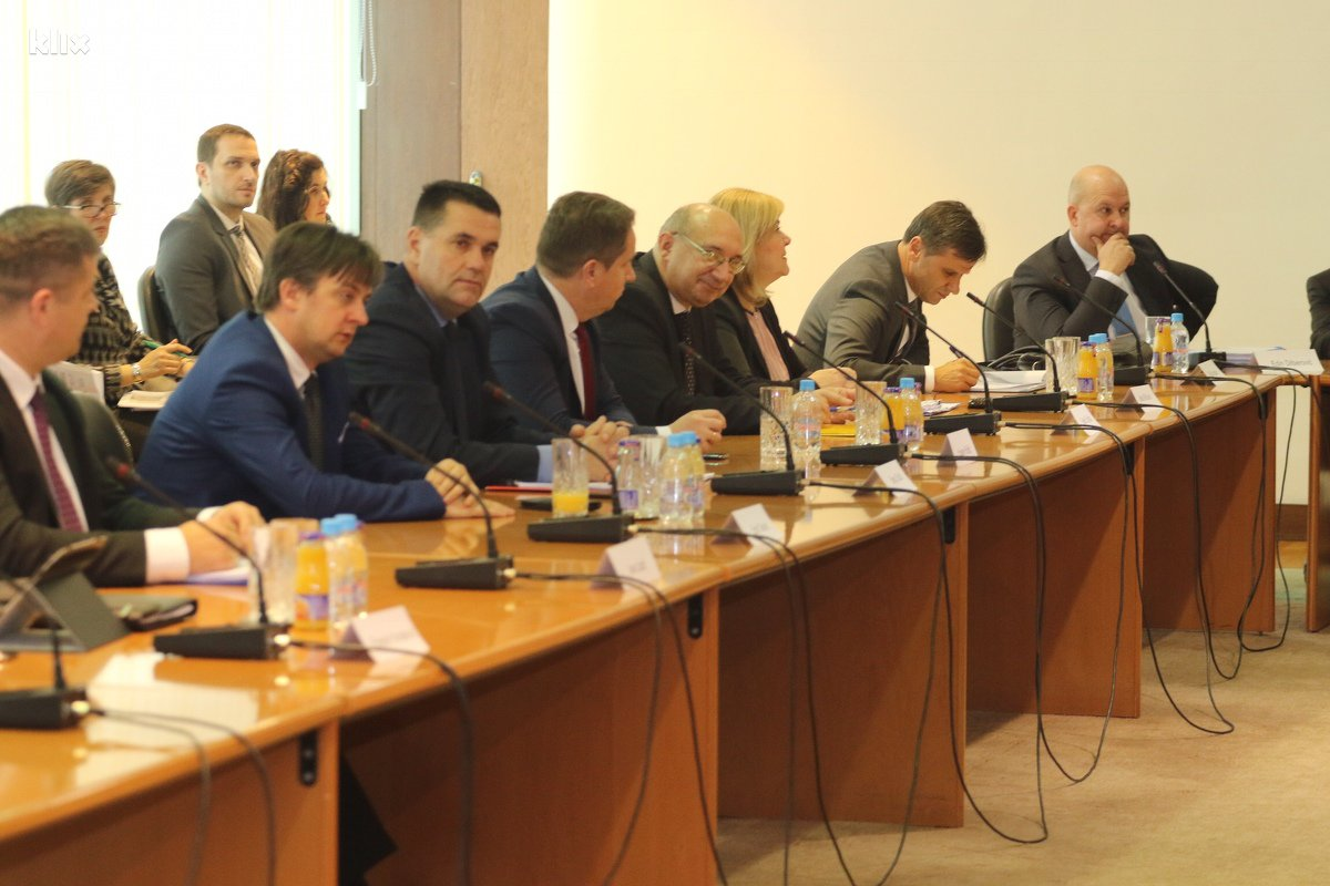 Završena sjednica Kolegija za europske integracije