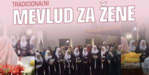 Najava: Mevludska svečanost za žene