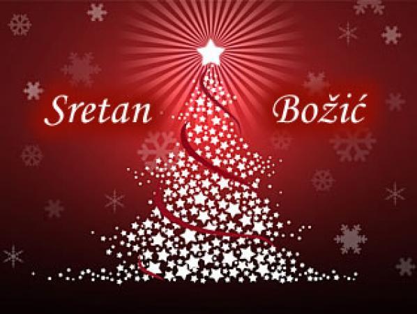 Danas je Božić/ Praznik ljubavi, radosti i rođenja