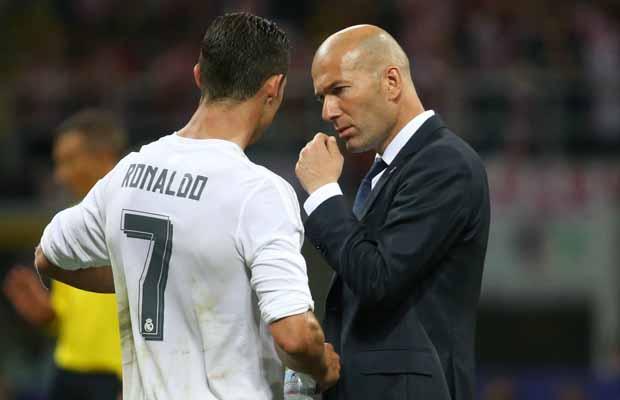 Zidan: Ronaldo je najbolji igrač u istoriji fudbala
