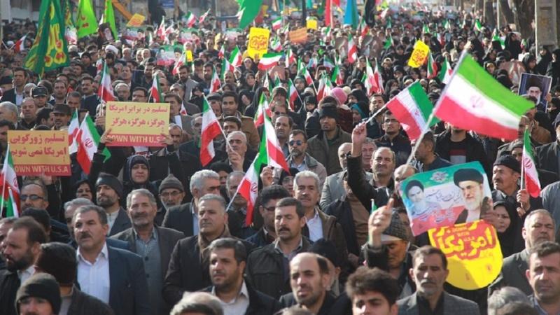 Iran: Milioni stanovnika pružaju podršku vladi