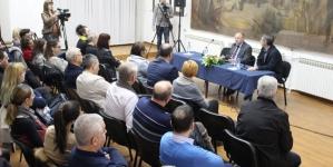 Održana tribina pod nazivom Kako građanima vratiti nadu u bolji život u Bosni i Hercegovini