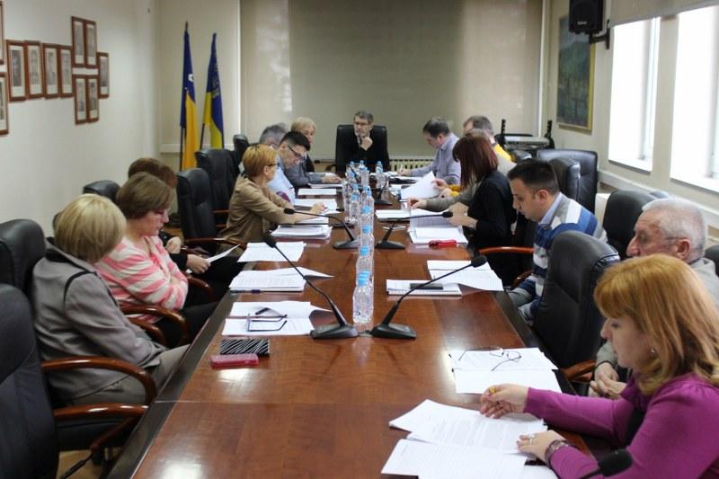Kolegij gradonačelnika razmatrao problem aerozagađenja na području Grada Tuzla