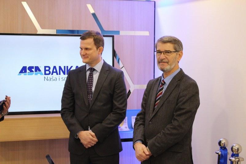 Otvorena nova poslovnica prve domaće banke u Tuzli