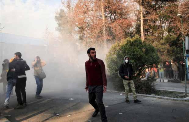 Iran: Tokom noći devet žrtava protesta