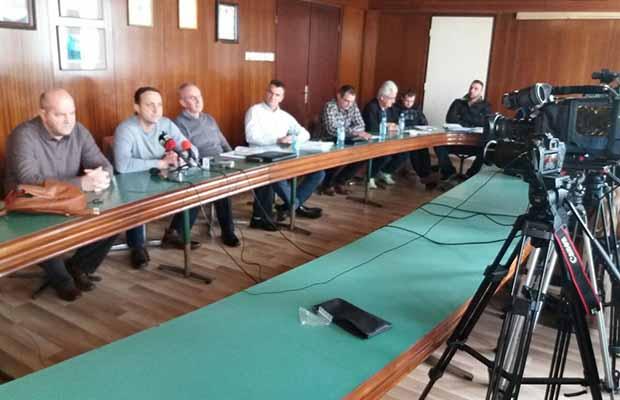 """U toku vanredna sjednica Sindikata Rudnika uglja """"Kreka"""""""