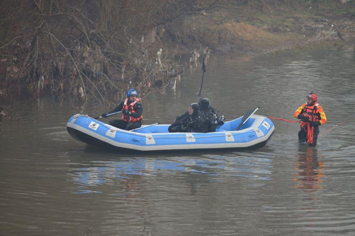Brojne spasilačke ekipe nastavljaju potragu za Esadom Omersoftićem