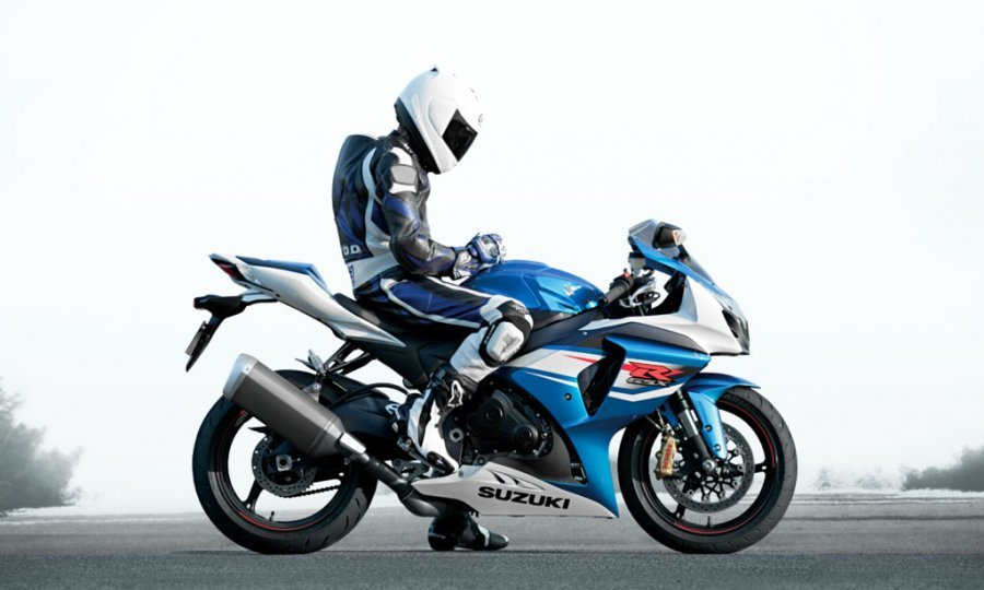 Suzuki će štititi motocikliste laserima!