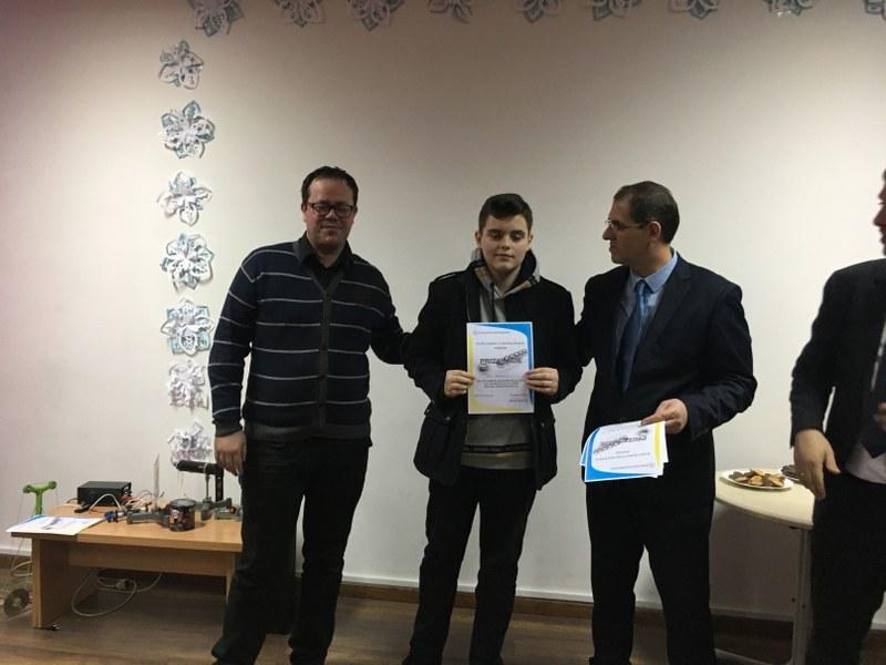 Međunarodna škola Tuzla: Obilježen Dan fizičara TK