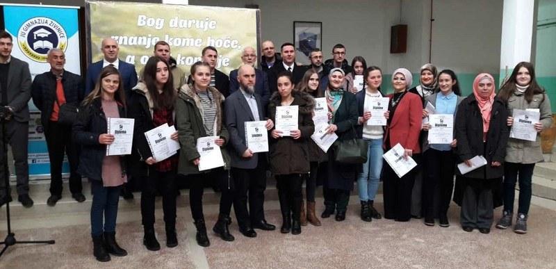 U Živinicama održano regionalno takmičenje iz Islamske vjeronauke