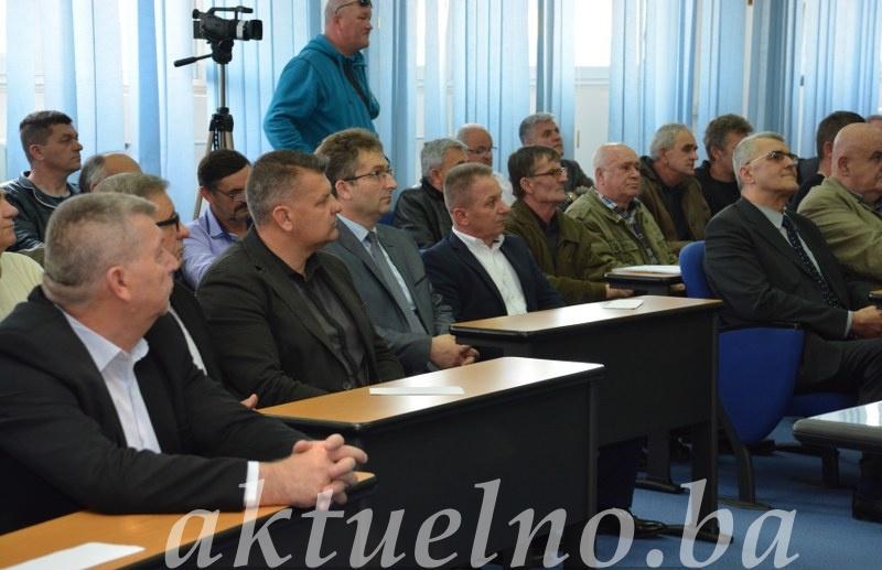 Vlada TK: Kontinuiran partnerski odnos sa Savezom demobilisanih boraca TK