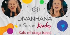 Kafu mi draga ispeci: Poslušajte prvi singl sa novog albuma benda Divanhana