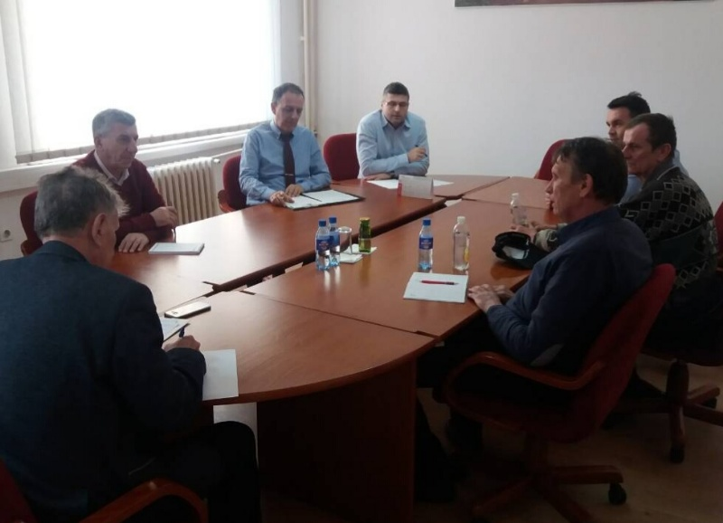 Ministarstvo privrede: Sastanak sa predstavnicima sindikata GIKIL-a