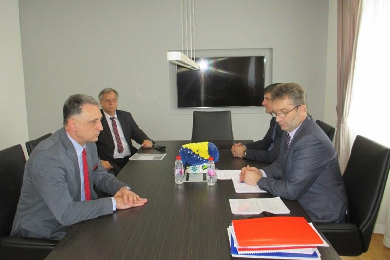 Dogovor o operacionalizaciji kreditnih sredstava za putnu mrežu