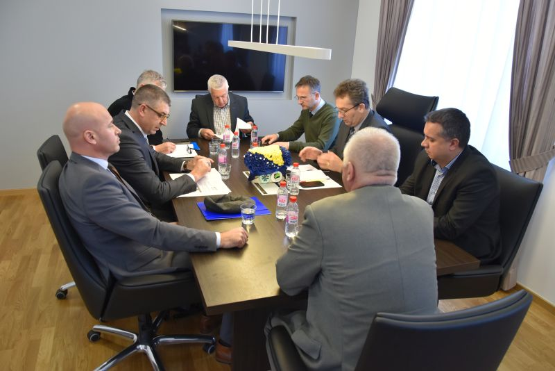 Delegacija Općine Srebrenik posjetila Vladu Tuzlanskog kantona