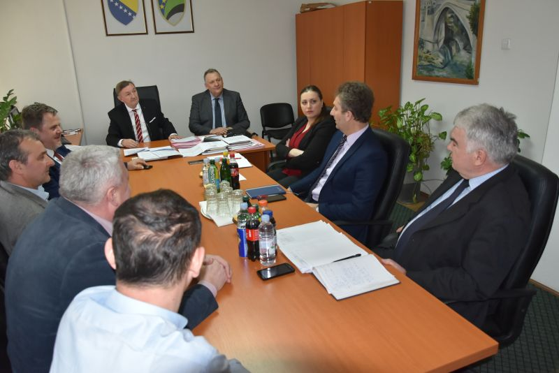 Delegacija Vlade TK posjetila Lukavac