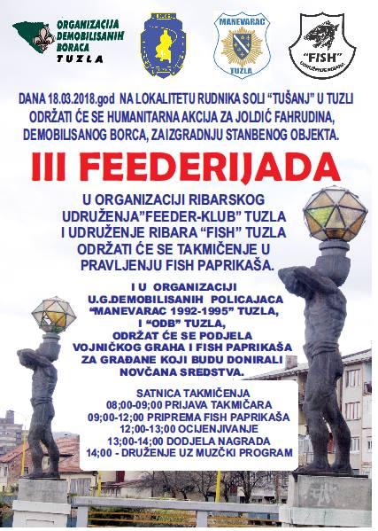 Manevarac Tuzla: Humanitarna akcija za izgradnju kuće demobilisanom borcu
