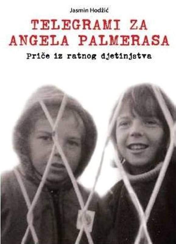 """Najava promocije knjige """"Telegrami za Anhela Palmerasa"""" autora Jasmina Hodžića iz Stoca"""