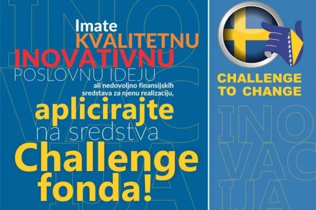 """Info dan – """"Challenge fond za inovativne poslovne ideje"""""""