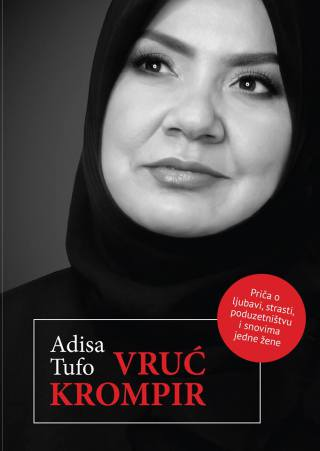 """Najava promocije knjige """"Vruć krompir"""" Adise Tufo"""