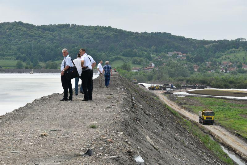 """Delegacija Vlade posjetila mjesto incidenta na """"Bijelom moru"""""""