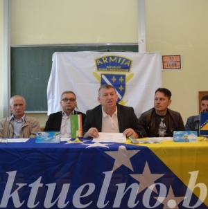 Godišnjica obilježavanja Dana Armije R BiH za TK 15. aprila u Banovićima VIDEO/FOTO