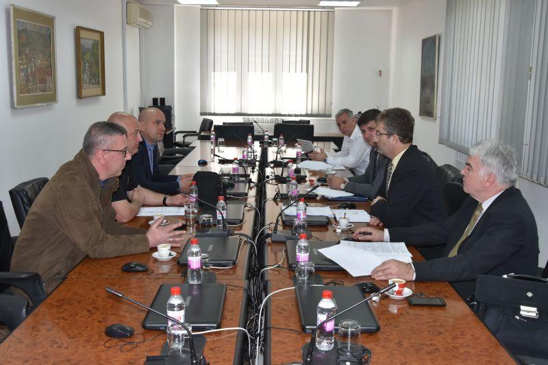 Vlada TK: Otvoren socijalni dijalog sa Sindikatom policije