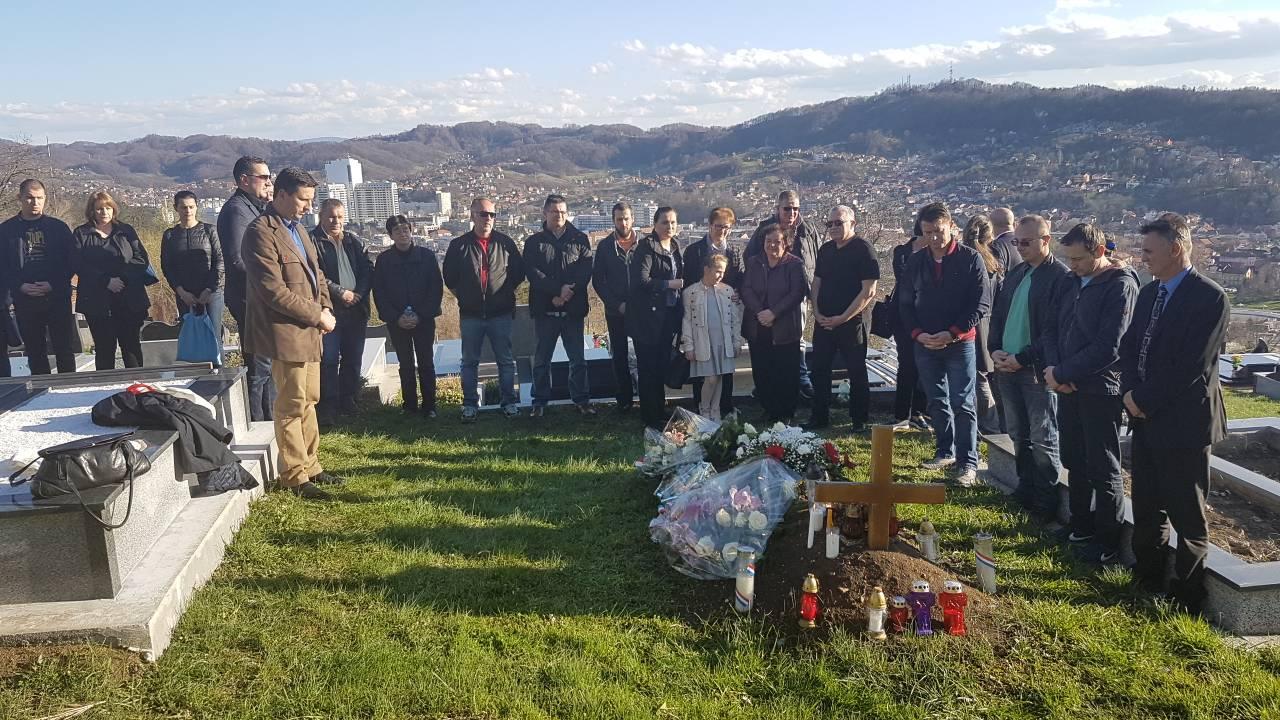 Obilježena godišnjica smrti  Zvonimira Banovića
