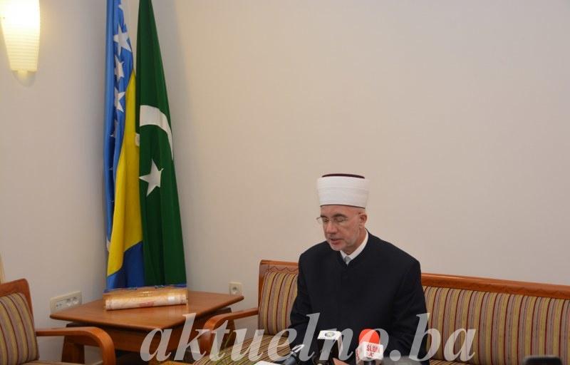 Ramazanska čestitka muftije Vahida ef. Fazlovića (VIDEO)