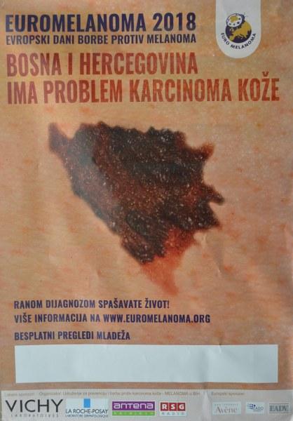 UKC Tuzla: U petak besplatni dermatološki pregledi za sve građane