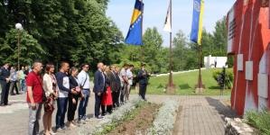 U Tuzli obilježen Dan pobjede nad fašizmom, Dan Evrope i Dan Zlatnih ljiljana