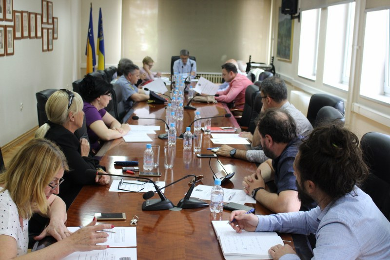 Održan sastanak Organizacionog odbora za komemorativno obilježavanje 25. maja