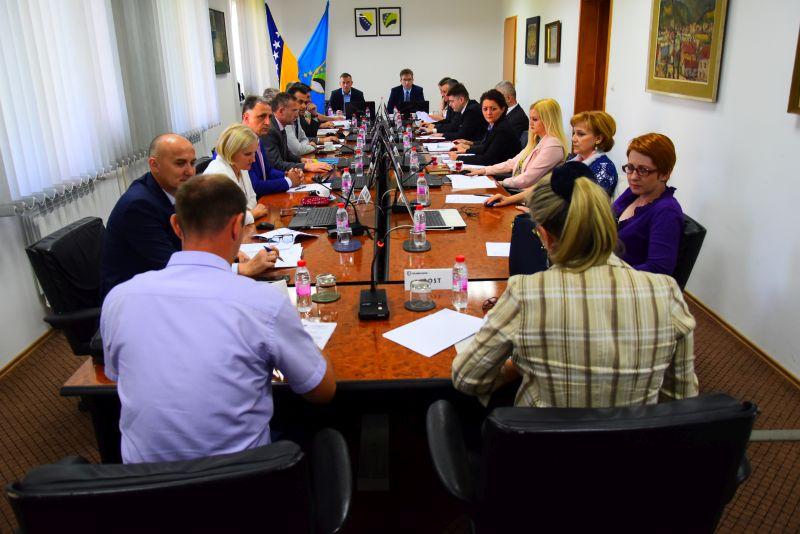 Održana redovna sjednica Vlade Tuzlanskog kantona