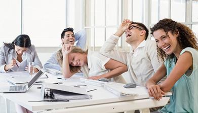 Zabava na poslu pospješuje produktivnost radnika