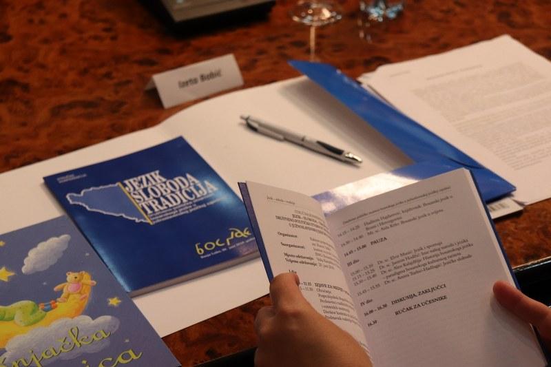 U Banjaluci počela Druga konferencija o bosanskom jeziku