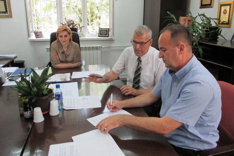 Potpisan sporazum o sufinansiranju zapošljavanja djece šehida i poginulih boraca TK