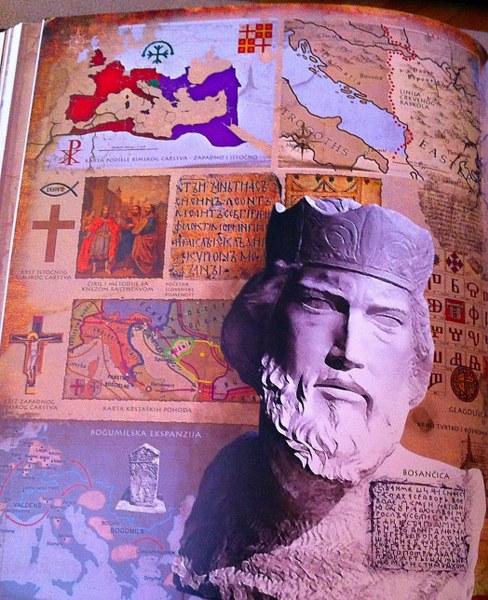 Pozivnica i najava zanimljive knjige o Drevnoj Bosni