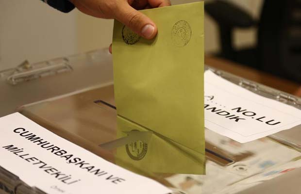 Prijevremeni predsjednički i parlamentarni izbori u Turskoj
