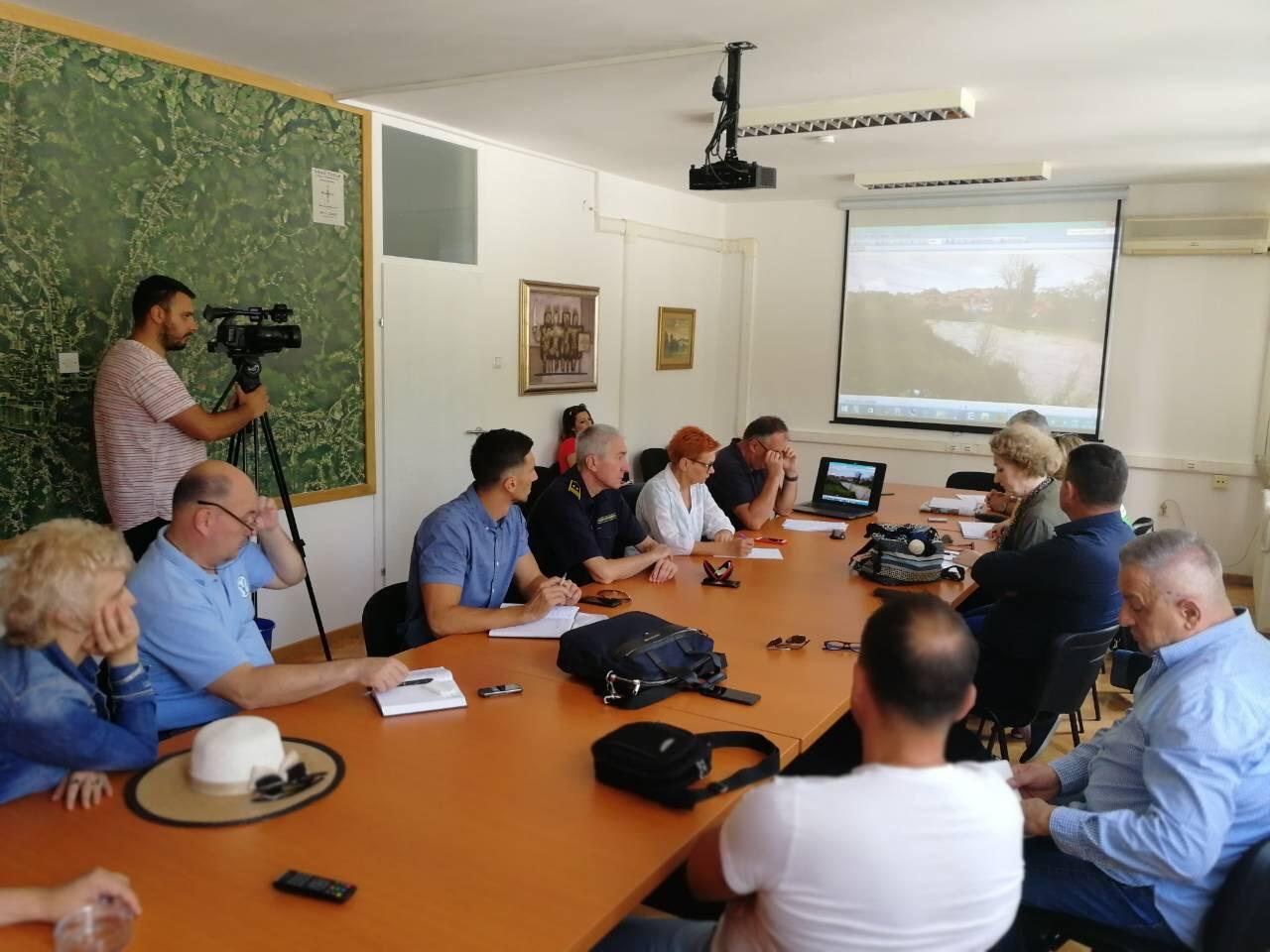 Proglašeno stanje prirodne nesreće na prostoru tri mjesne zajednice u Tuzli
