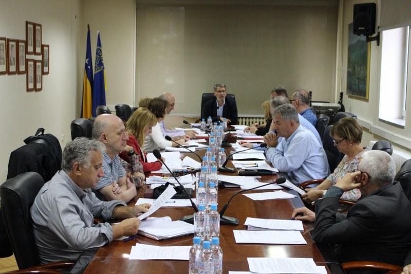 Održana sjednica Kolegija gradonačelnika