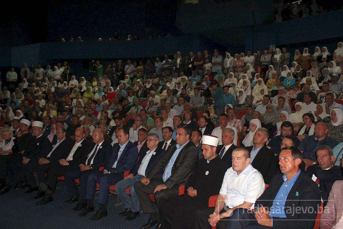 Srebrenica: Održana komemoracija Hatidži Mehmedović