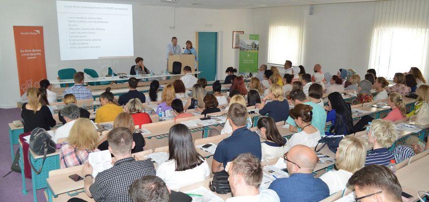 Održana radionica Rano prepoznavanje psihičkih problema kod djece i mladih