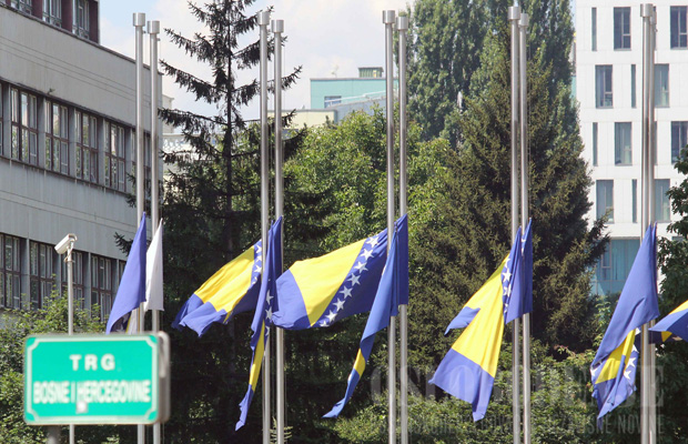 U Bosni i Hercegovini danas je dan žalosti